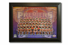 ADELAIDE CROWS AFL PREMIERS  1997  TEAM PHOTO CROWS FIRST PREMIERSHIP TEAM 1997