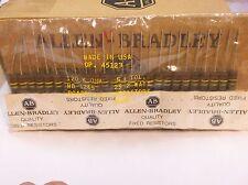 Allen-Bradley 120k  2 watt 5% Carbon Comp Resistor  25pc