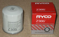 Z386 RYCO Oil Filter for Toyota Corolla AE86 4AGE MR2 Celica Yaris AE92 ZZE122