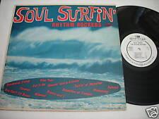 Rhythm Rockers Soul Surfin Original 1963 Mono LP PROMO