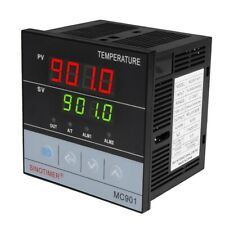 1xsiimer Mc901 Digital Waterproof Pid Temperature Controller K Type Pt100