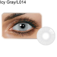 1 Pair Unisex Charming Big Eye Makeup Cosmetic Colour Contact Lenses Beauty Magi