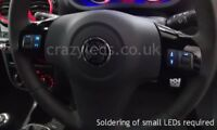 Corsa D SMD LED Steering wheel control conversion kit