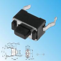 Mikrotaster 3x6x5mm Minitaster Drucktaster Mini Mikro Taster Miniatur Schalter