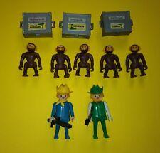 Playmobil Playmobil 4 Affen Schimpansen Abenteuer
