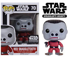 "EXCLUSIVE STAR WARS RED SNAGGLETOOTH SMUGGLER'S BOUNTY 3.75"" POP VINYL FUNKO"
