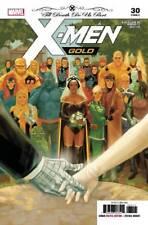 X-Men Gold #30 (First Print / Kitty / Colossus / Wedding / 2018 / NM)