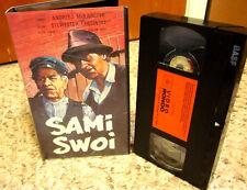 SAMI SWOI Polish comedy VHS Sylwester Checinski 1967 Waclaw Kowalski