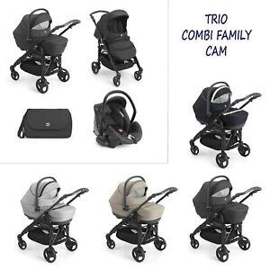 TRIO CAM COMBI FAMILY CON CHIUSURA MIGLIORATA OFFERTISSIMA!!!