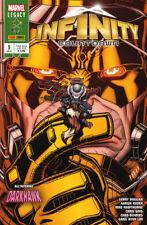 Infinity Countdown N° 5 (di 6) - Marvel Miniserie 208 - Panini - ITALIANO #NSF3