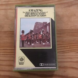 Amazing The Military Band & Pipes & Drums Of The Royal Scots Dragoon... Tape