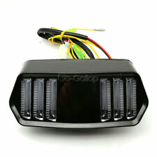 Motorcycle LED Rear Stop Tail Turn Signal Light Fit Honda Grom 125 MSX 2013-2017