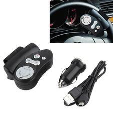 Steering Wheel Hands Free Wireless Bluetooth Car Speaker Phone Kit For Mobile NP