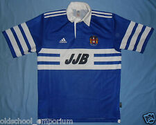 Wigan Warriors / 2000-2001 Away - ADIDAS - VTG MENS rugby Shirt / Jersey. Size M