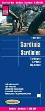 Reise Know-How Landkarte Sardinien (1:200.000) von Reise Know-How Verlag Peter Rump (2017, Mappe)