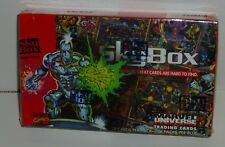 Marvel Universe Box Series IV Sealed Box