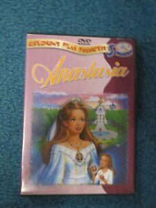 [Open] Anastasia (DVD)