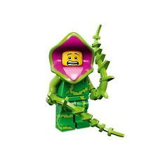 LEGO minifigure serie 14 - speciale MONSTERS - MOSTRO PIANTA - 71010