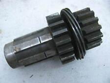 OEM Harley Transmission countershaft Gear Knucklehead Panhead Flathead 19 & 15