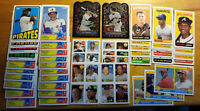 2013 Topps Archives Insert singles Fill your set you pick choice 3.33 flat ship