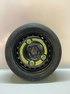 10-13 MERCEDES BENZ W212 E350 SEDAN EMERGENCY SPARE WHEEL TIRE USED OEM
