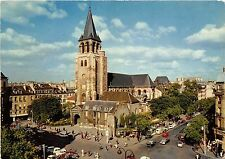 BR1782 France Paris Carrefour et Eglise Saint Germain des Pres