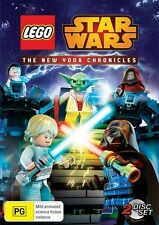 The LEGO Star Wars - New Yoda Chronicles (DVD, 2015, 2-Disc Set)