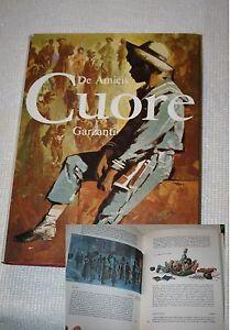 LIBRO CUORE DE AMICIS GARZANTI 1982