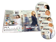 Grey's Anatomy Season 16 (DVD, 5-Disc Set) USA SELLER. Free and Fast Shipping!