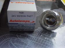 Classic commerciale/p.s.v P429 24 V 55/50w P45T tungstan PROIETTORE LAMPADINA.