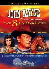 JOHN WAYNE COLLECTION- DVD MOVIE- BRAND NEW & SEALED- Fast Ship (OD-3032/OD-269)