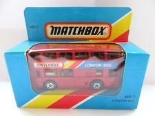 Matchbox Superfast 17c London Titan Bus 'London Bus' - Mint/Boxed