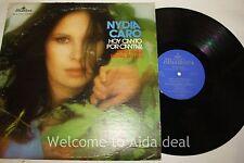 """Nydia Caro - Hoy Canto Por Cantar LP 12"""" (ACP)"""