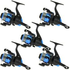 5 Coarse Fishing Reels Star Size 20 for Spinning with 8lb Line wholesale trade