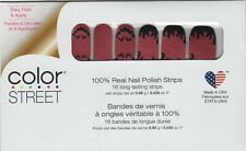CS Nail Color Strips Hey Pumpkin Halloween 100% Nail Polish - USA Made!