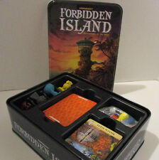Forbidden Island Gamewright Family Card Board Game Adventure If You Dare 10 up