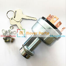 Ignition Switch for Komatsu Skid Steer Loader CK20-1 CK30-1 CK35-1 SK714-5