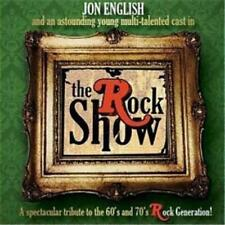 Jon English - The Rock Show [New & Sealed] 2CD