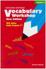 Sadlier-Oxford Vocabulary Workshop, Level C