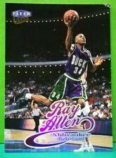 Ray Allen regular card 1998-99 Fleer Ultra #30