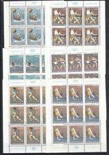 Yugoslavia 1972 ☀ Olympic Games Munich - Souvenir sheets Complete set ☀ MNH **