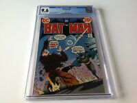 BATMAN 248 CGC 9.6 WHITE PAGES AIRCRAFT CARRIER COVER KALUTA DC COMICS