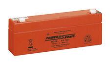 PBQ pbq 2.3-12, pbq2.6-12, 12v sealed lead acid replacement battery