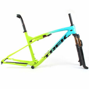 """2020 Trek Supercaliber 29"""" Fox Factory Frame and Fork // Project One // X-Large"""