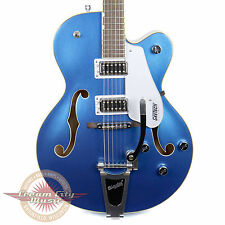 New 2016 Gretsch G5420T Electromatic Hollow Body in Fairlane Blue with Bigsby