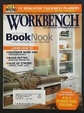 Workbench Magazine  April 2006 Built In Book Nook