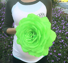 Giant paper Rose, Large coffee filter Rose, Giant bouquet flower, Giant flower