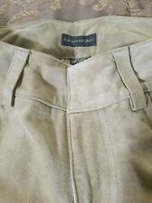 Beautiful Tan Suede Pants, never worn