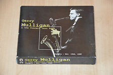 coffret 2 CD - Gerry Mulligan & The concert Jazz Band / Olympia 1960