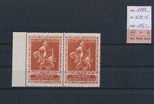 LO68979 Belgium 1942 St Martin winterhulp edges MNH cv 15 EUR